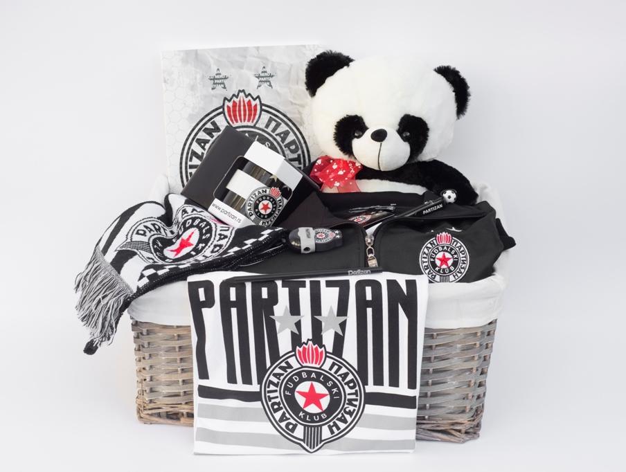 Dečija korpa - Partizan