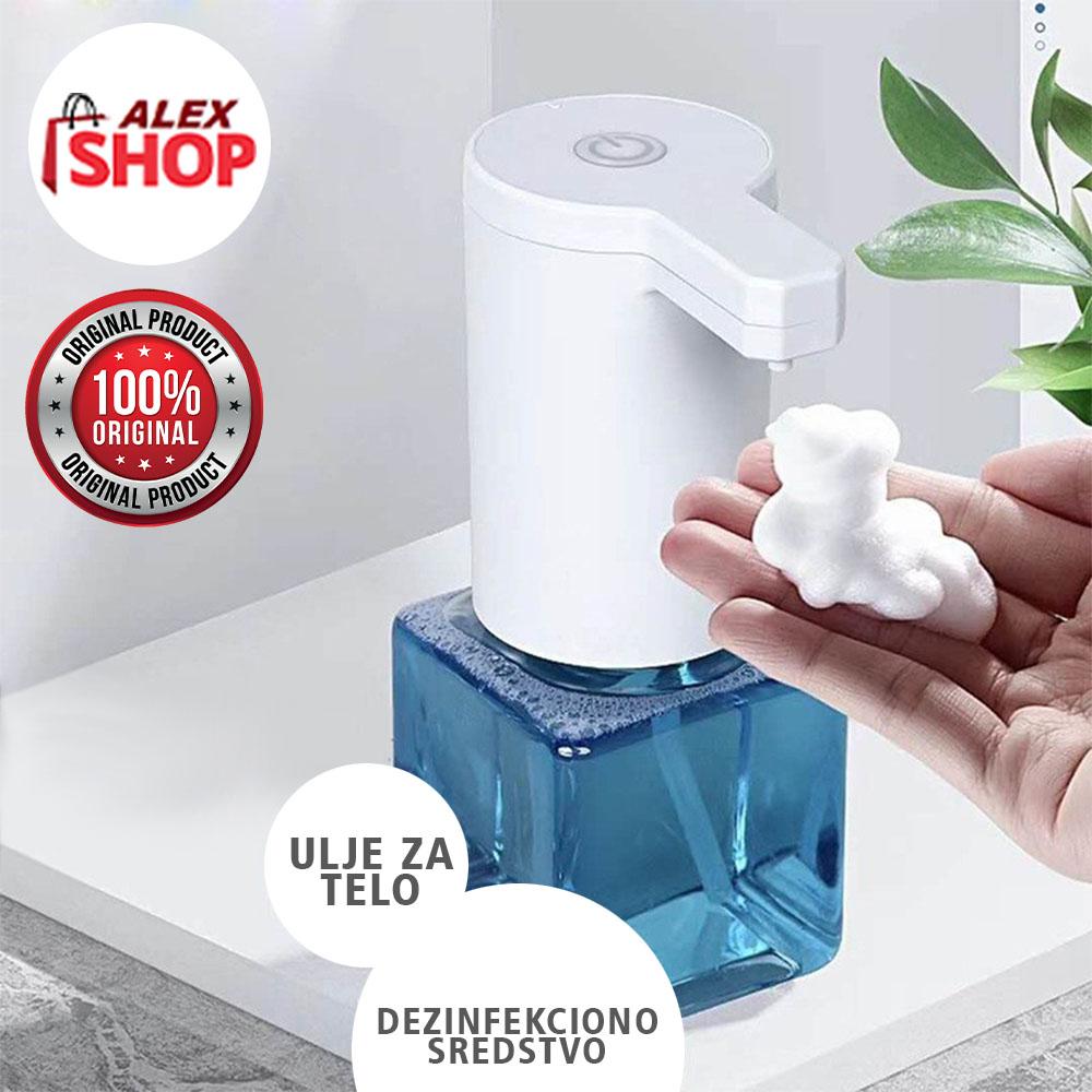 Bezkontaktni DOZER za tečni sapun